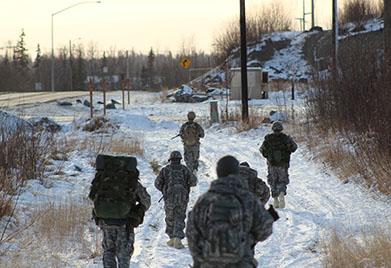 ASDF Troops